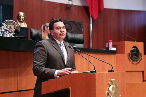 La iniciativa se turnó a las comisiones de Seguridad Pública y Estudios Legislativos para su análisis y dictaminación correspondiente.