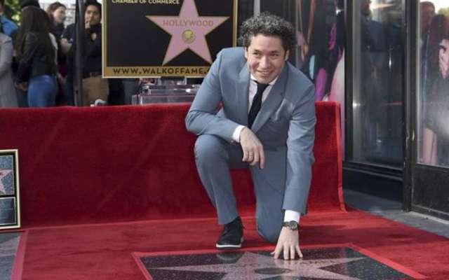 DISTINCIÓN. El venezolano recibió una estrella en el Paseo de la Fama de Hollywood en enero. Foto: Especial