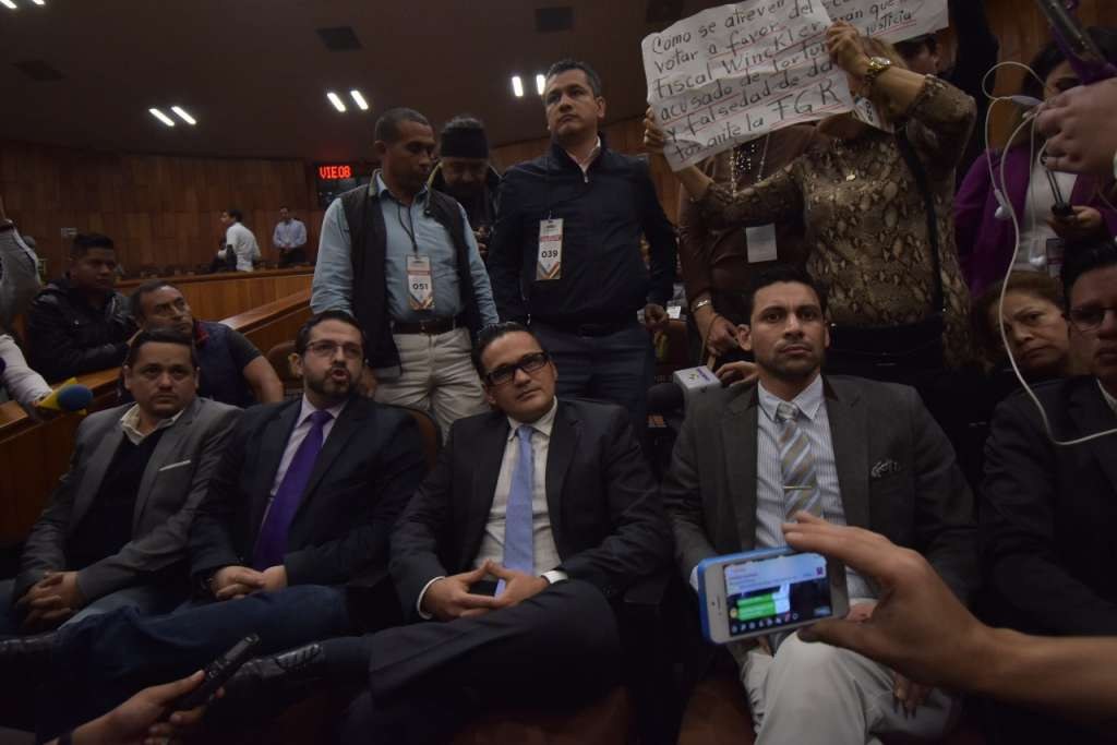 Jorge Winckler Ortiz es acusado de desaparición forzada y tortura. FOTO: ESPECIAL