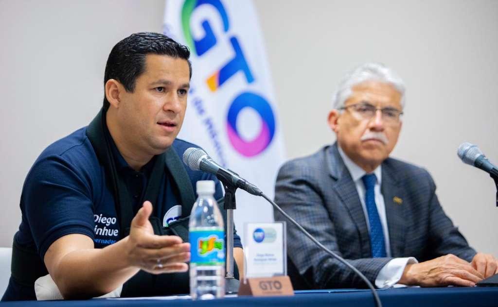 Guanajuato recibe gasolina de tres terminales. FOTO: ESPECIAL