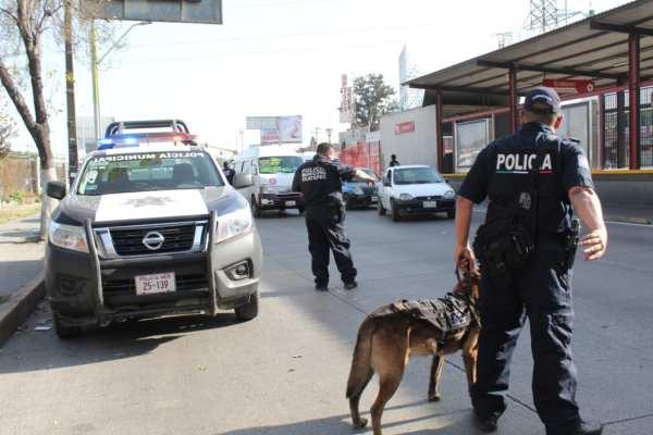 33 de los 77 detenidos, tenían ordenes de aprehensión. Foto: Especial