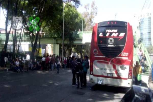 Las autoridades pidieron a los automovilistas tomar precauciones. Foto: Ovial