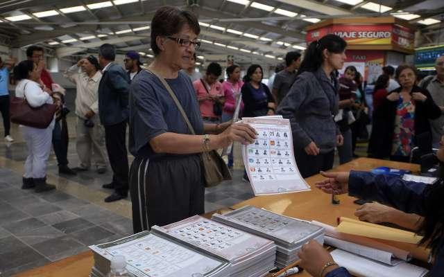 Elección extraordinaria en Puebla