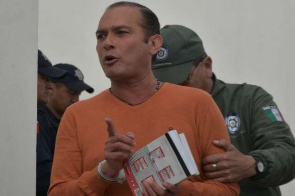 """Luis Ángel Bravo asegura que no cesará en """"su lucha"""" de demostrar su supuesta inocencia"""