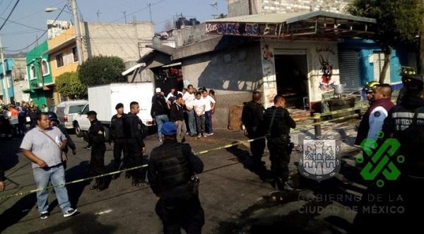 Helicópteros del agrupamiento Cóndores apoyaron el traslado aéreo de algunos heridos. Foto: Especial