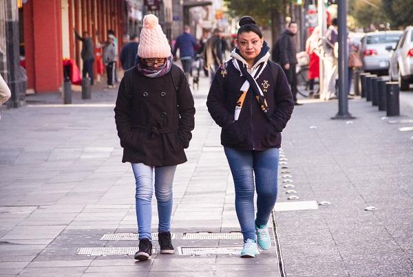 Se recomienda a la población evitar cambios bruscos de temperatura. Foto: Cuartoscuro