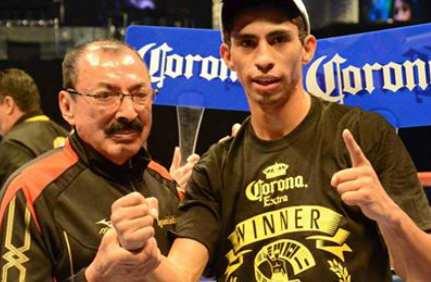 Aunque Vargas dominó el primer episodio, en el segundo Manzanilla lo mandó a la lona. Foto: Archivo | Notimex