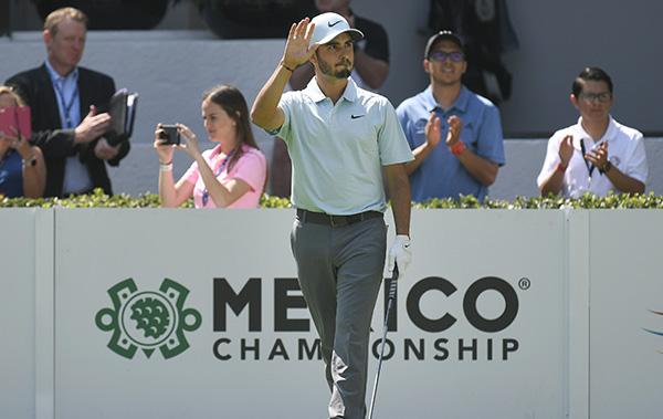 El presente de Ancer y el del golf mexicano en general es muy prometedor. FOTO Cortesía Getty Images / PGA Tour