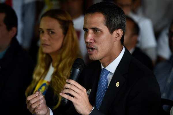 Nicolás Maduro expulsó el domingo un grupo de eurodiputados. Foto: AFP