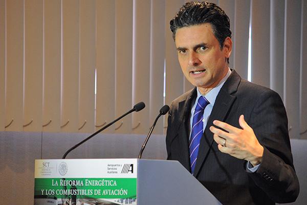 Guillermo García le reiteró al Presidente de México que las acusaciones son falsas. FOTO: CUARTOSCURO