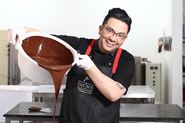Chef José Ramón Castillo. Foto: QUÉ BO!