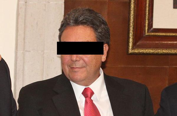 El juez Décimo de Distrito de Amparo en materia Penal en la Ciudad de México, Patricio Leopoldo Vargas Alarcón, es quien otorgó dicha suspensión. FOTO: ESPECIAL