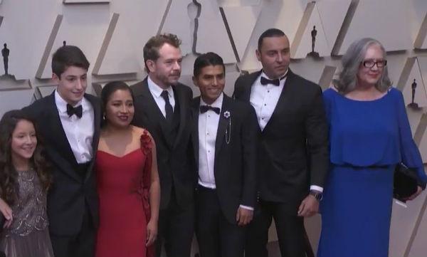 """Latin Lover dio vida a Zobek en la película """"Roma"""" de Alfonso Cuarón Foto: Redes Sociales"""