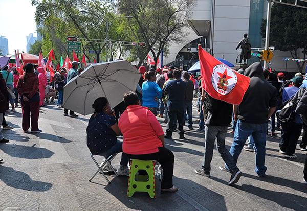 El organismo del gobierno capitalino agregó que a las 16:00 horas se prevé una concentración del Primer Plantón Abolición Tauromaquia Ciudad de México. FOTO: NOTIMEX