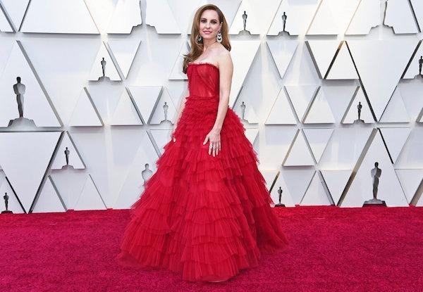 Marina de Tavira se queda sin Oscar, en su primera nominación a la estatuilla dorada Foto: AFP