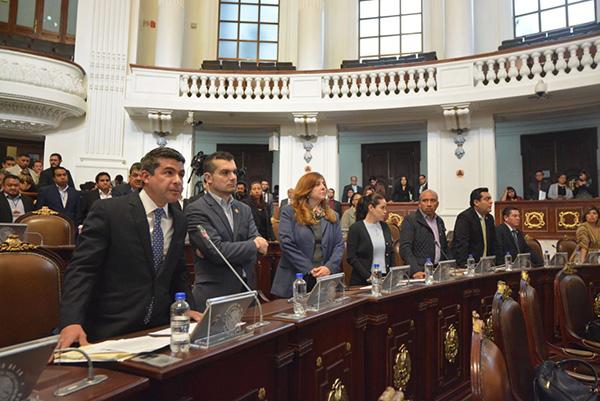 """Mauricio Tabe conminó al presidente del Congreso a """"velar por la inviolabilidad de los derechos de los diputados"""".  FOTO: ESPECIAL"""