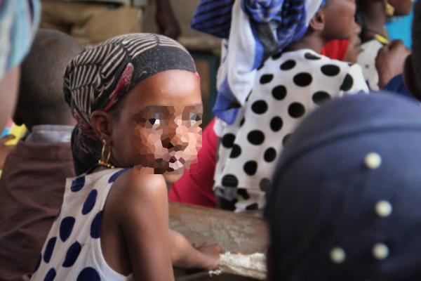 Las víctimas de estas prácticas, entre las que se incluye la ablación, suelen ser niñas menores de 15 años FOTO: Unicef