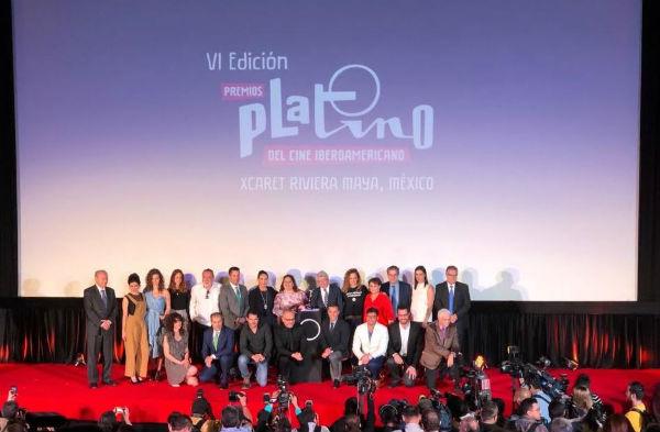 Entre las actrices nominadas están Marina de Tavira y Yalitza Aparicio, por Roma. Foto: @PremiosPLATINO