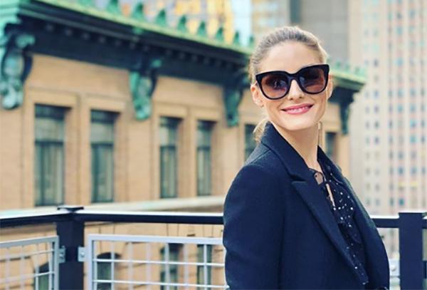 La colección Karl Lagerfeld Styled By Olivia Palermo, estará a la venta el próximo mes de junio tanto en la web Karl.com, como en tiendas seleccionadas.  FOTO: INSTAGRAM