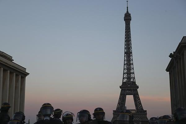 Las ratas se han convertido en un problema en la capital francesa. FOTO: AFP