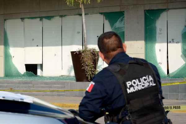 Los policías heridos fueron trasladado a un hospital de la región; dos se encuentran fuera de peligro y a uno lo reportan estable. Foto: Archivo | Cuartoscuro