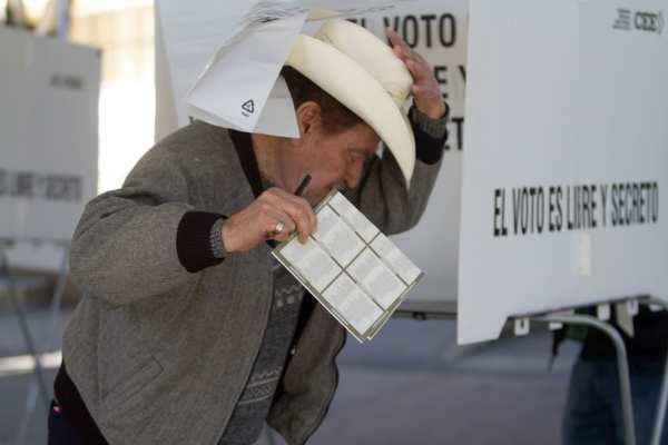 Los comicios a realizarse en junio próximo renovarán cinco presidencias municipales. FOTO: ESPECIAL