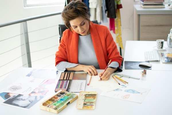 Ruth Zamorano creó la marca de joyería Iconique. Foto: Cortesía
