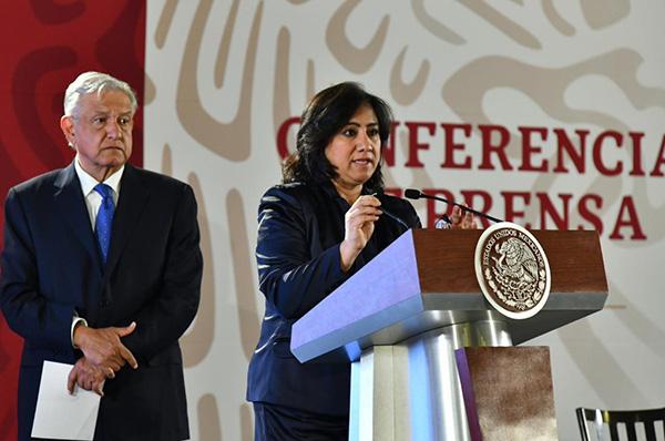 López Obrador hizo un llamado a la Cámara de Diputados para que aprueben la nueva Ley de Austeridad Republicana. FOTO: ESPECIAL