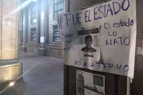 El gobierno de Cuauhtémoc Blanco Bravo dijo que analizan aplicar un plan B para contener resistencia de opositores contra termoeléctrica. FOTO: ESPECIAL