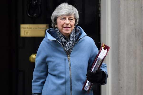 Theresa May pierde votación en Parlamento británico sobre estrategia de negociación del Brexit