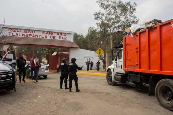 El Gobierno municipal no precisó cuáles fueron las anomalías que originaron el cierre del relleno sanitario. Foto: Leticia Ríos