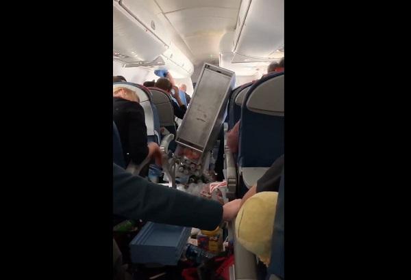 El avión cubría la ruta entre el aeropuerto John Wayne de Orange County, cerca de Los Ángeles. Foto: Especial