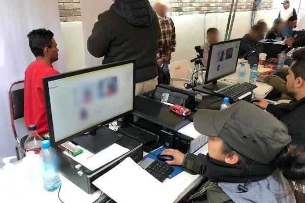 El Instituto Nacional de Migración (INM) informó que ha registrado mil 168 solicitudes