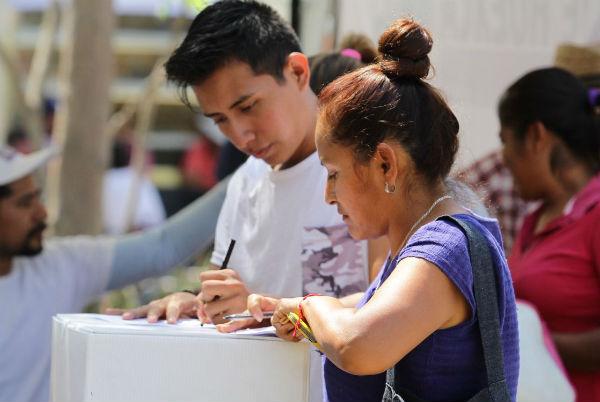 Se espera que las elecciones sean competitivas y para eso, es necesario tener al mejor candidato. Foto: Notimex