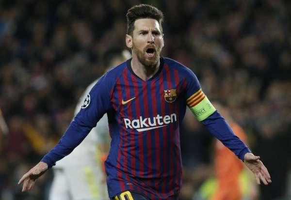 Lionel Messi suma 108 anotaciones en la Liga de Campeones de Europa. FOTO: AFP