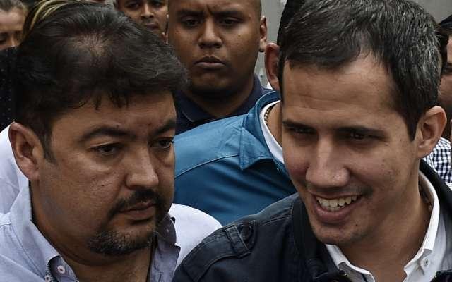 Marrero fue detenido la madrugada de este jueves en su vivienda. Foto: AFP