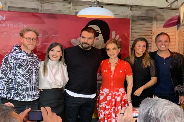 El evento de moda se realiza a beneficio delCentro de Rehabilitación Integran de San Miguel de Allende. Foto: Manuel Camacho-Zazueta/Instagram