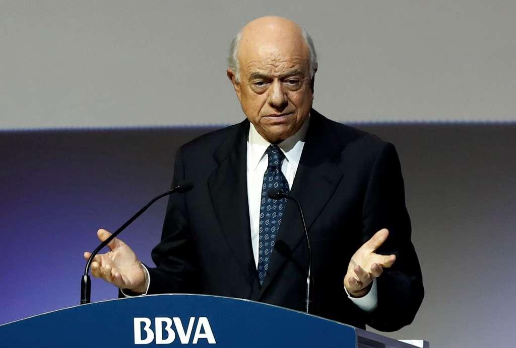 González, de 75 años, es una de las figuras más destacadas del sector bancario español. FOTO: ARCHIVO/EFE