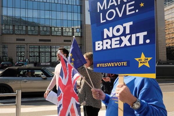 La salida de Reino Unido de la Unión Europea está prevista para el próximo 29 de marzo. Foto: EFE
