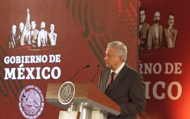 El presidente Andrés Manuel López Obrador afirmó que el robo de combustible es una práctica criminal arraigada en Hidalgo. Foto: Notimex