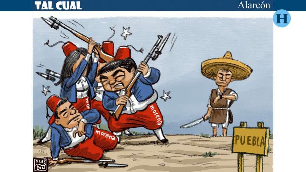 Tal Cual: Puebla
