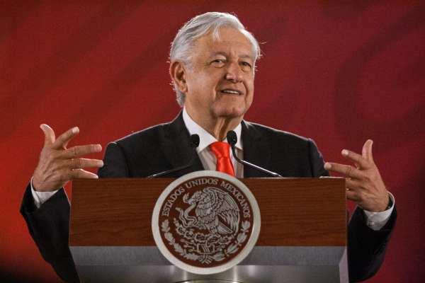 Algunos consideran que la llegada al poder de López Obrador ha significadoun cambio en la vida política del país. Foto: Archivo | Cuartoscuro