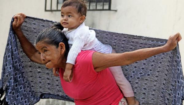 Actualmente, una de cada tres personas de 60 años o más tiene discapacidad, y las mujeres son mayoría. FOTO:ESPECIAL