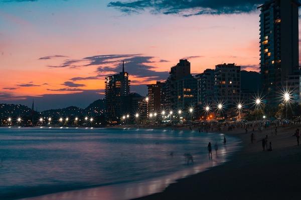 El gobernador Héctor Astudillo rechazó que Acapulco sea la segunda ciudad más violenta del mundo. Foto: Pixabay