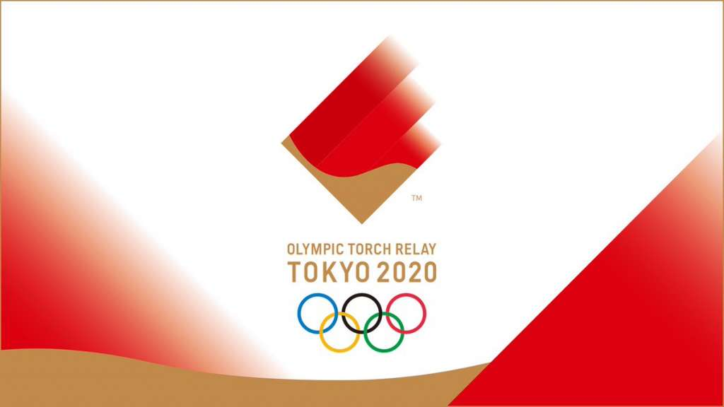El Comité Organizador reveló también el logotipo de la antorcha olímpica. Foto: @Tokyo2020