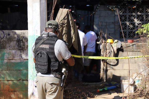 Autoridades estatales y locales confirmaron las nueve muertes violentas. Foto: Cuartoscuro