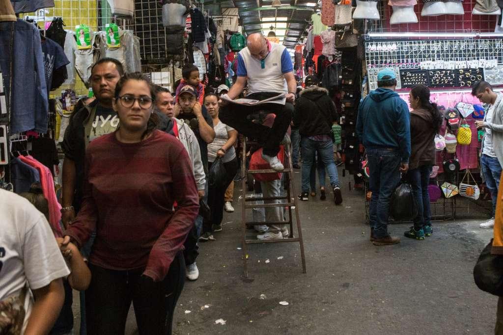 La jefa de Gobierno señaló que reconoce el derecho de todos a tener un trabajo, pero éste debe estar ordenado. Foto: Cuartoscuro