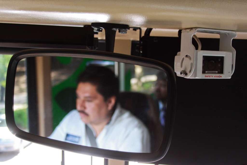En breve implementarán la tarjeta de prepago en los RTP y el transporte eléctrico, informó la jefa de Gobierno, Claudia Sheinbaum. Foto: Cuartoscuro