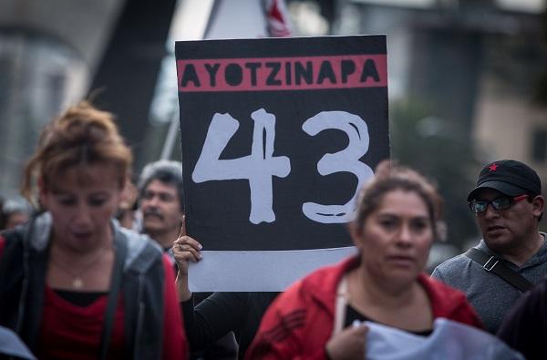 Este Mecanismo, al igual que la entrega del Informe Final del Mecanismo Especial para el Seguimiento del caso Ayotzinapa, serán formalizados la semana entrante. Foto: Cuartoscuro