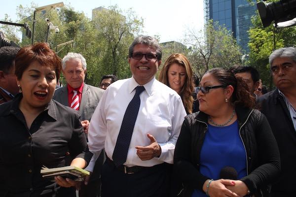 Senador Ricardo Monreal. Foto: Cuartoscuro.